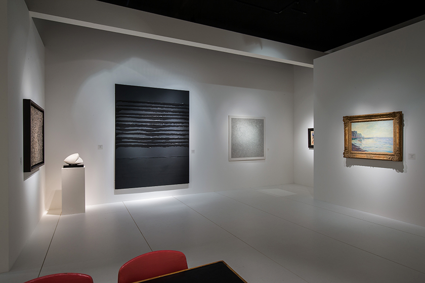 Keitelman Gallery at Tefaf 2015